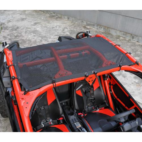 Крыша тканевая (сетка) для CanAm Maverick X3...