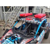 Багажник на крышу (красный) для Can-Am (BRP) Maver..