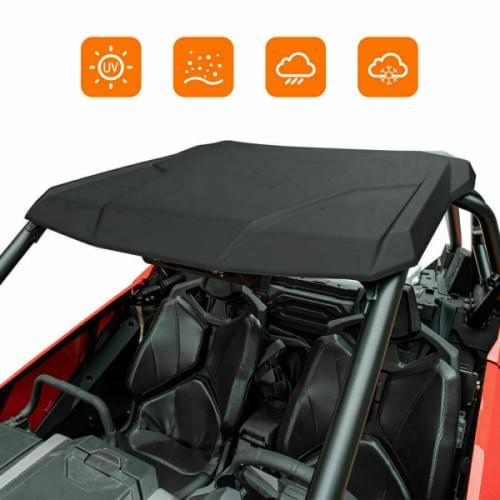 Cпортивная пластиковая крыша для Polaris RZR PRO X...