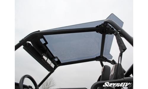 Крыша прозрачная пластиковая SuperAtv для Polaris RZR 900/1000 2014+