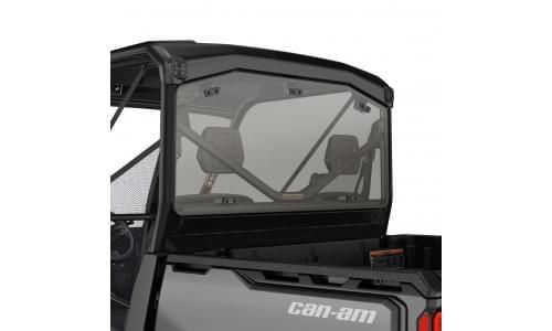 Заднее пластиковое стекло для Can am Defender (Traxter) 715002922/715007081