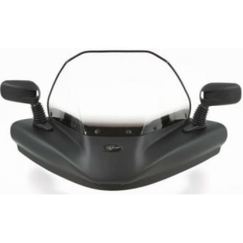 Ветровое стекло Vip-air HR-03 матовое для Yamaha G...
