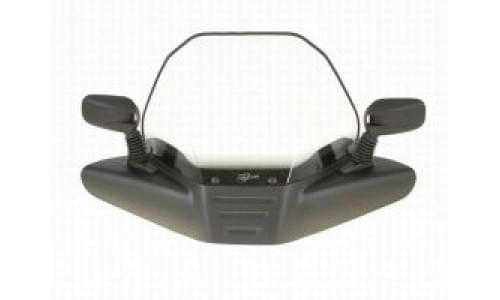 Ветровое стекло Vip-air UN-94 матовое