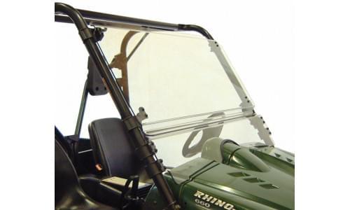 """Ветровое стекло(быстросъемное) Yamaha Rhino """"DIirection Inc."""" Полное"""