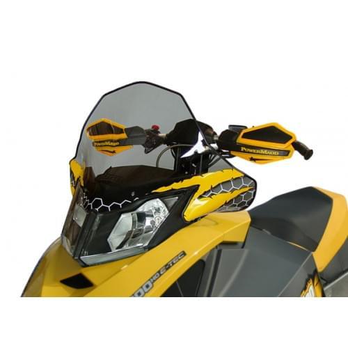 Стекло среднее POWERMADD COBRA W/S для Ski-Doo REV...