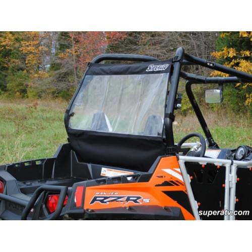 Стекло заднее виниловое Super ATV для Polaris RZR ...