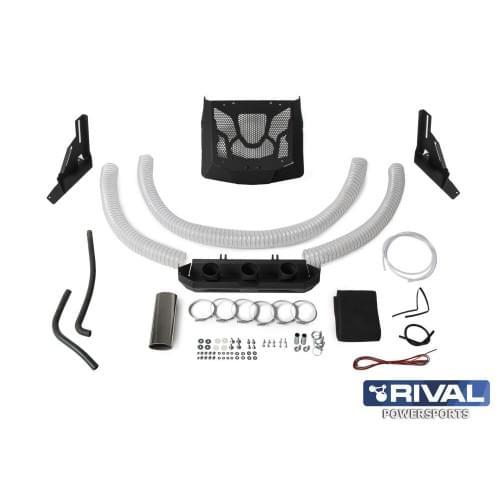 Комплект выноса радиатора и шноркелей Stels Guepard 650, 800 Trophy, Touring (2015-)