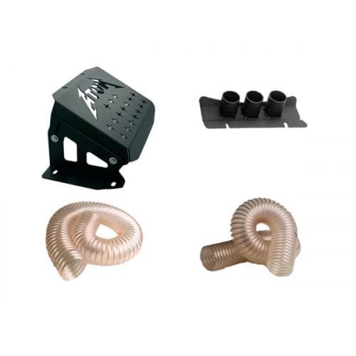 Комплект вынос радиатора + шноркель для квадроцикла CF MOTO X5 H.O.