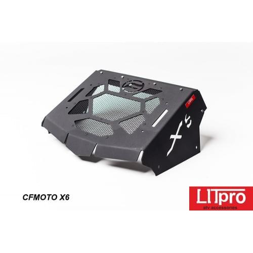 Вынос радиатора Lit-Pro для CF-MOTO X6 (алюминий)...