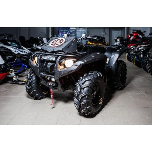 Вынос радиатора Lit-Pro для Yamaha Grizzly (Алюмин...