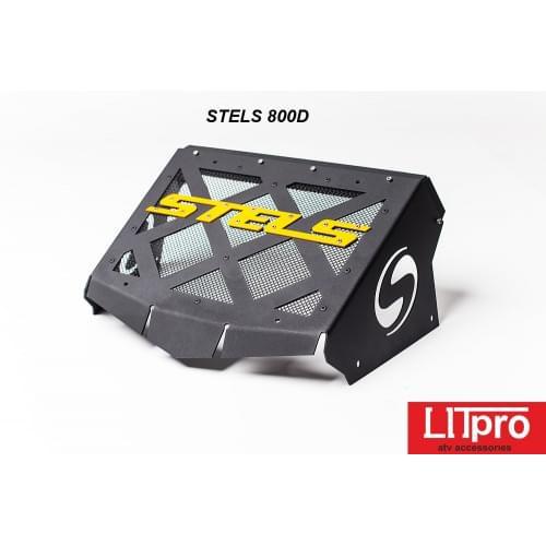 Вынос радиатора Lit-Pro для Stels 800D (Алюминий)