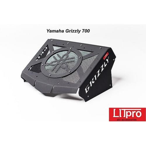 Litpro комплект для выноса радиатора Yamaha Grizzl...