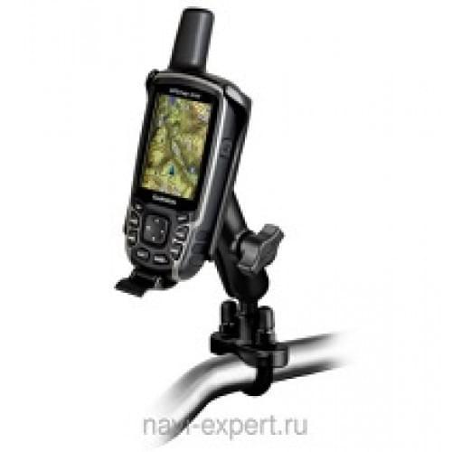 Держатель для навигатора GARMIN 6264 (на руль для ...