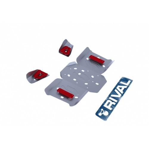 Комплект AL защиты днища Stels 300 В (2010-2013)
