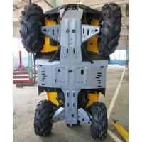 Комплект защиты (4mm) для Stels ATV Guepard (2015+..