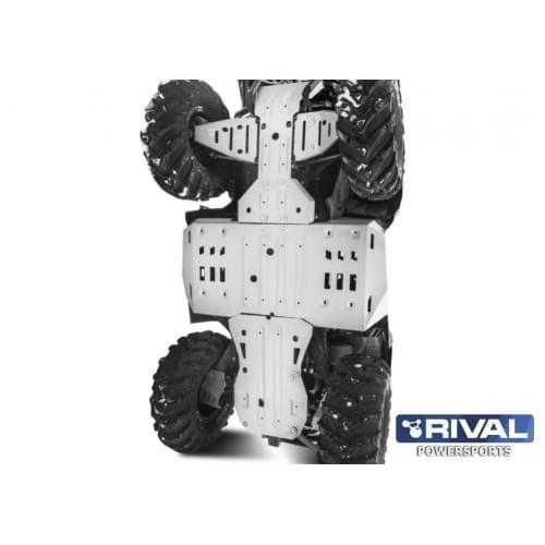 Полный комплект защиты для CF MOTO Х8 Н.О. (2018-)...