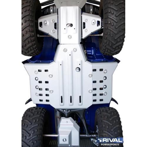 Комплект AL защиты днища Yamaha Grizzly 350 (2012-)