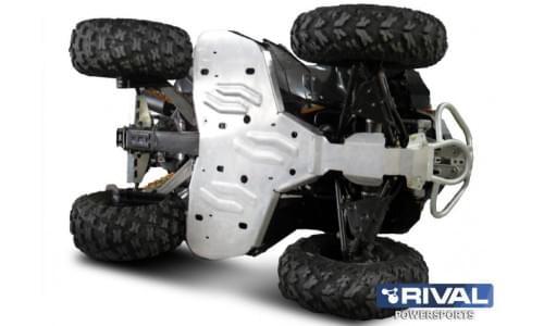 Комплект защиты днища для Can am Renegade G1 2011-2012