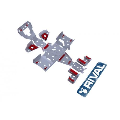 Комплект защиты днища для Can am Outlander 400 (20...
