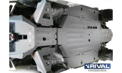 Комплект защиты днища для Can am Commander 1000  (2011-2014)