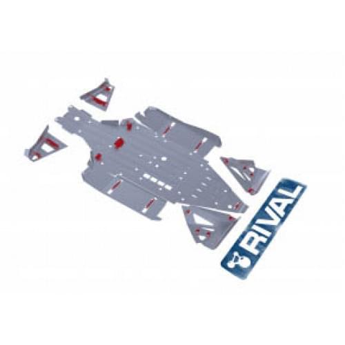 "Защита днища ""Rival"" для квадроцикла Can-Am Maverick 1000 X DS DPS"