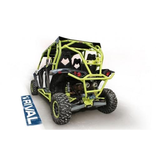 Крепление запасного колеса и канистры для BRP (Can...