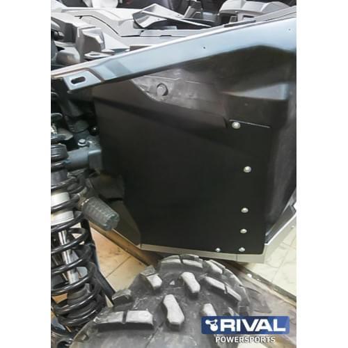 Защита передних арок BRP Can-am Maverick X3 XRS/XD...