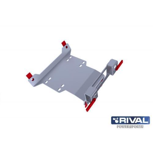 Площадка под лебёдку для Polaris RZR1000XP/Turbo 444.7419.2