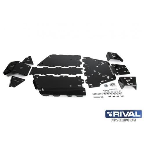 Комплект пластиковой защиты днища BRP Defender (20...
