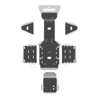 Комплект защиты для Kymco MXU 500 (2008+)