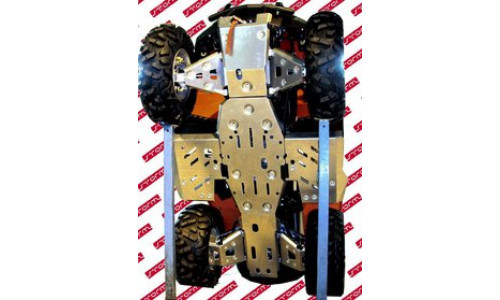Комплект защиты днища для Sportsman 550/850 XP(2011+)