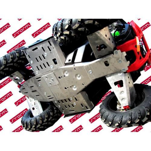 Комплект защиты днища для Scrambler 850/1000 EFI...
