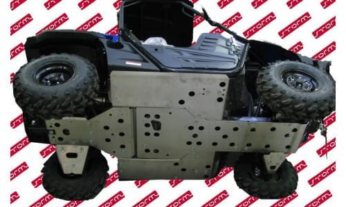 Комплект защиты днища (4mm) для Stels UTV500H/700H(-2012)