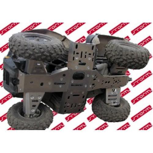 Комплект защиты днища для Sportsman 800 EFI 2011-...