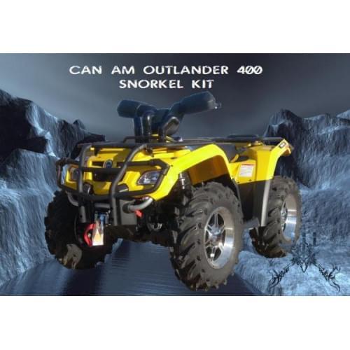 Комплект шноркелей для CAN-AM OUTLANDER 400 (2008-...
