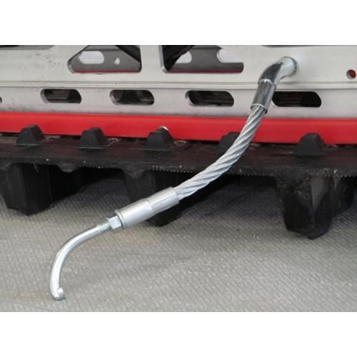 Скребки для снегохода регулируемые Dura Flex 1201-...