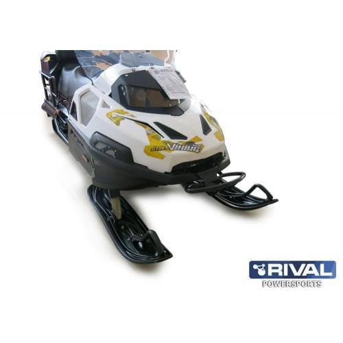 Комплект крепления лебедки Stels Росомаха S800 (20...