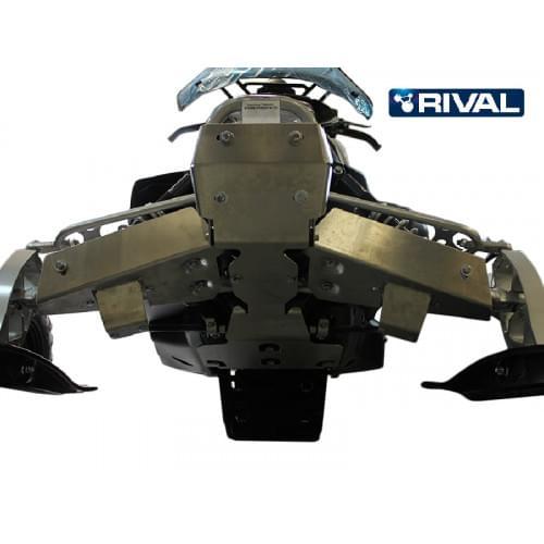 Защита для снегохода Yamaha Phazer MT-X 2012+...