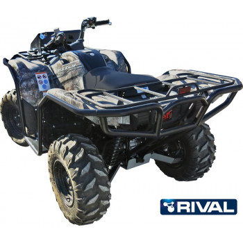 Задний бампер квадроцикла Yamaha Grizzly 550/700 (...