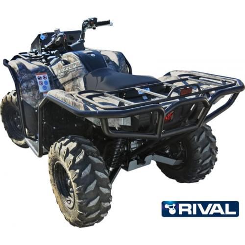 Задний бампер квадроцикла Yamaha Grizzly 550/700 (...
