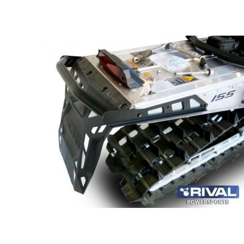 Бампер задний для снегохода Polaris Pro RMK 2011+...