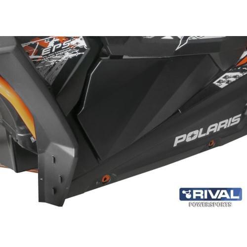 Нижние половинки дверей POLARIS RZR XP 1000/ TURBO...