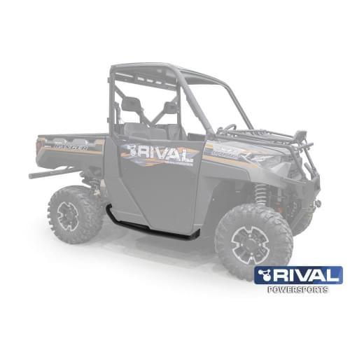 Защита порогов для Polaris Ranger 1000XP 2018+...
