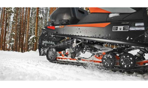 Скребки Ice Scratchers для снегохода Ski - Doo 860200444
