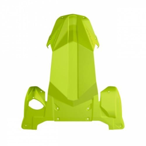 Защита днища полная Ski Doo Rev G4 зеленая 8602016...