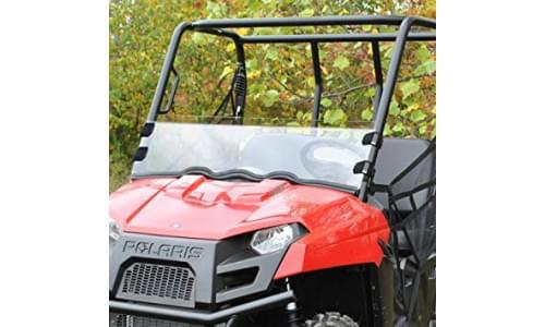 Стекло лобовое 1/2 Polaris Ranger 400/500/570