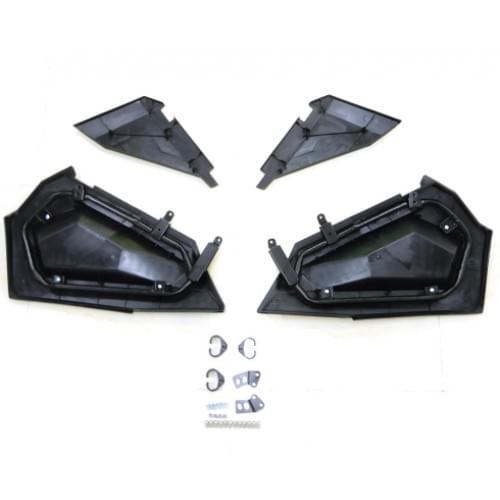 Половинки дверей нижние для Polaris RZR 1000/900 2...