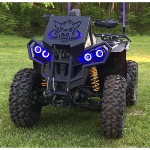 Ангельские глазки квадроцикла BRP Can-Am Renegade G1 G2 Синие