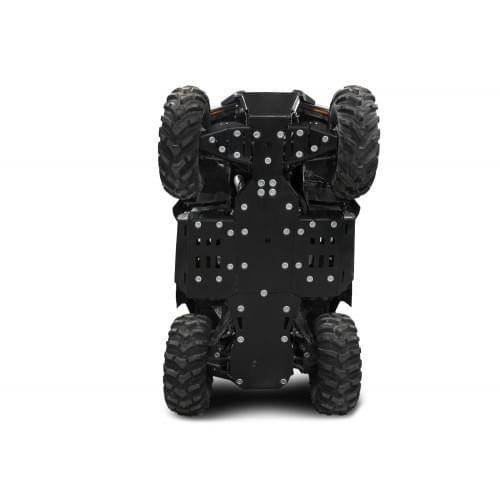 Пластиковый комплект защиты для CF Moto Х8 Н.О. (2...