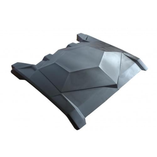 Крыша пластиковая PanzerBox для Maverick X3 2016+...